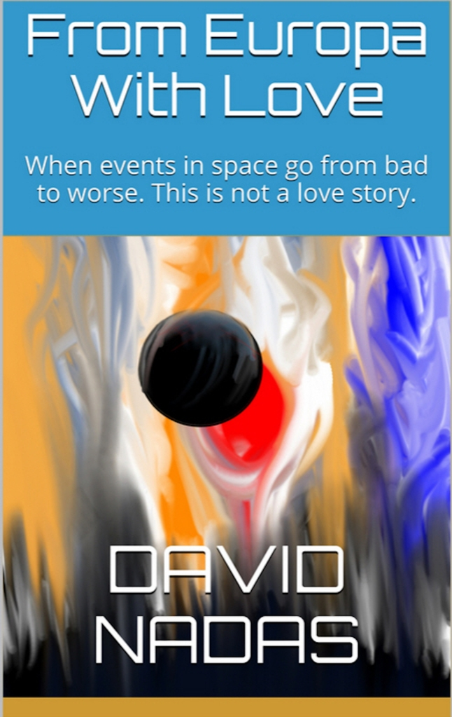 When events in space go from bad ot worse. This is not a love story.